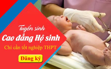 Thông báo tuyển sinh cao đẳng hộ sinh Đà Nẵng năm học 2018